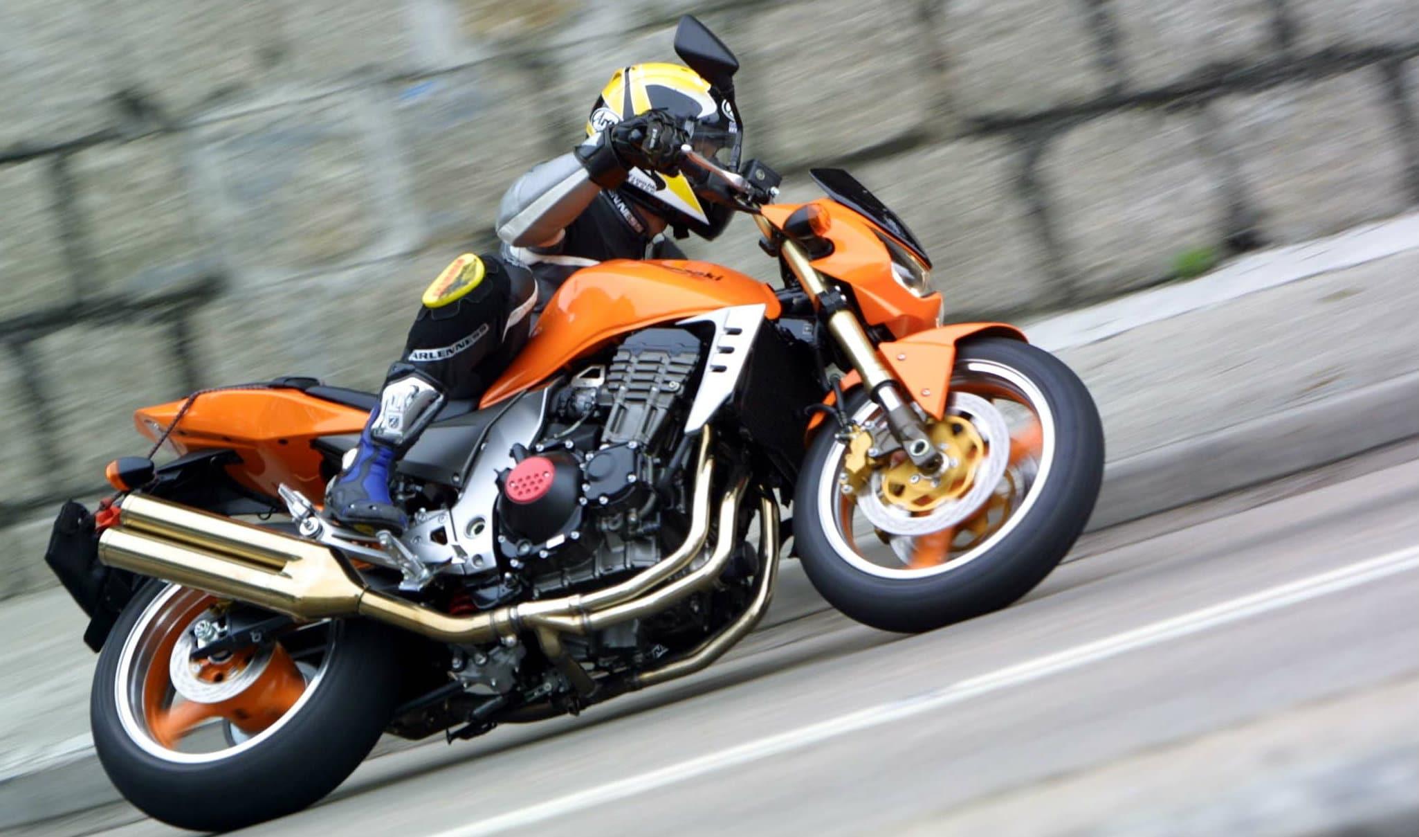 Kawasaki Z1000 2003 Or